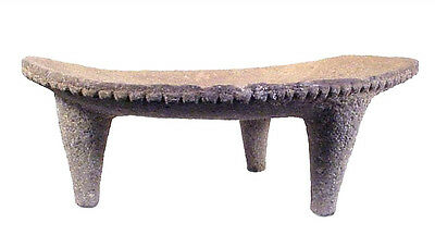 Pre-Columbian Ceremonial Metate Costa Rica Coa