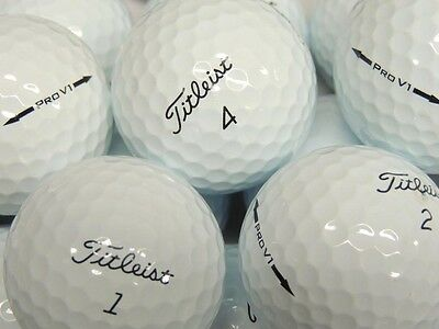 Titleist Pro V1 Lake Golf Balls - A Grade - How Many Do You Want - Number 1