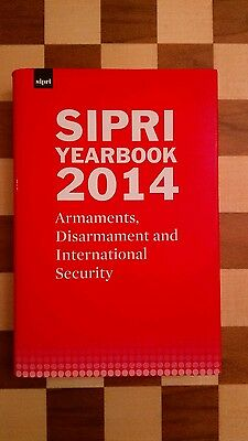 SIPRI Yearbook 2014: Armaments, Disarmament and International Security by Stockh