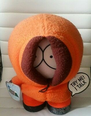 South Park - KENNY Collectable Electronic Plush