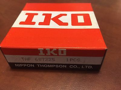 IKO TAF607225 Nippon Thompson Co 60x72x25mm NEW BEARINGS (lot of 10)