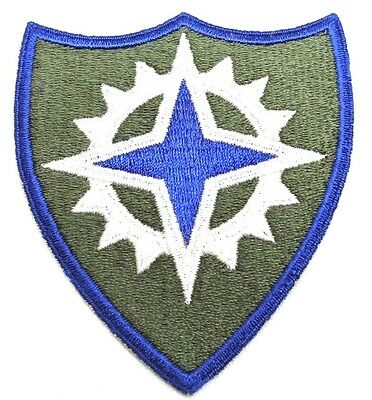 WWII US XVI Corps Patch each P9506