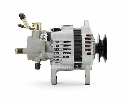 Alternator Holden TF RA Rodeo 4JH1 3.0L 4JH1T  DIESEL ENGINE  (2 PING PLUG ONLY)
