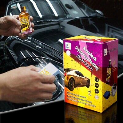 Rising Star CC01 100ml Kits Ceramic Coating Nano Car Glass Coating Ultra Shine