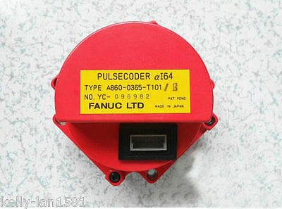 1pcs Used Fanuc A860-0365-T101 Encoder Pulse Coder Tested