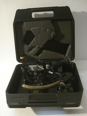CASSENS & PLATH Marine Sextant - No. 37510  -  Made in GERMANY