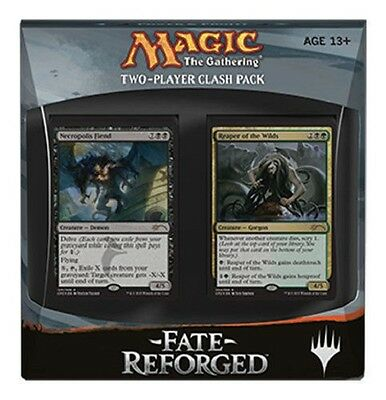 Fate Reforged Clash Pack - Mtg - New/sealed - Free Au Shipping