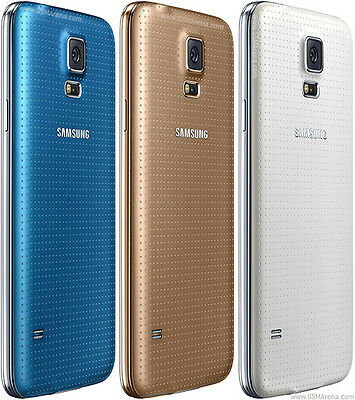 Samsung Galaxy S5 - Smartphone - 16MP Camera - Android 4.4.2, up to 6 - MicroSD
