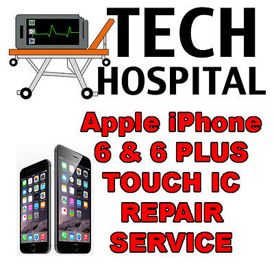 Apple iPhone 6 & 6 Plus Digitizer / Screen Touch Disease IC repair service