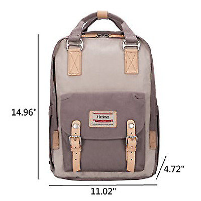 Luxury Multi-functional Baby Diaper Nappy Backpack Waterproof Mummy Changing Bag