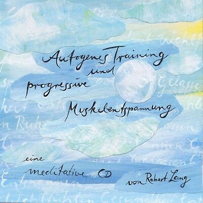 "CD ""Autogenes Training und Progressive Muskelentspannung"" Meditation, AT PMR PME"