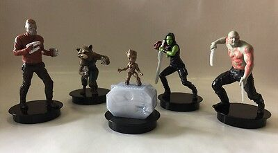 Marvel Guardians Of The Galaxy Vol 2 Figurine Set Of 5 Pco Exclusive