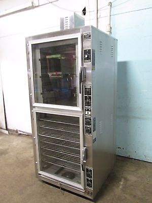 """""""NU-VU COP-3S"""" HD COMMERCIAL 120/240V 1Ph ELECTRIC 2 IN 1 PROOFING/BAKING OVEN"""