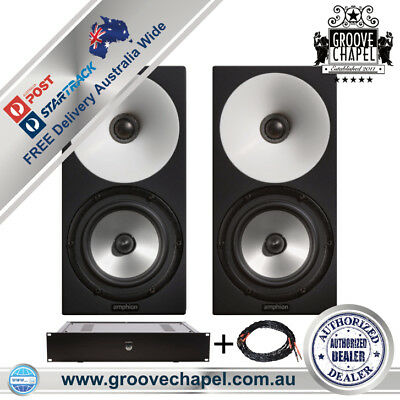 Amphion One15 & Amp100 Premium Studio Monitor Package - SAVE $750 by Redemption