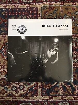 Rolo Tomassi - The BBC Sessions (EP/vinyl)