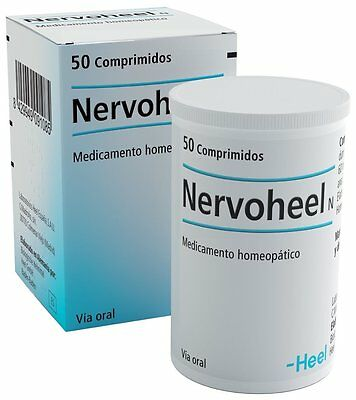 HEEL Nervoheel N 50 Nervousness Relief Stress Sleep Disturbance During Menopause