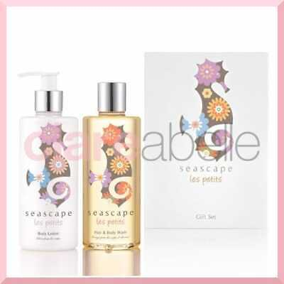 Seascape Les Petits Duo Gift Set - RRP £18.00 - FREE Postage