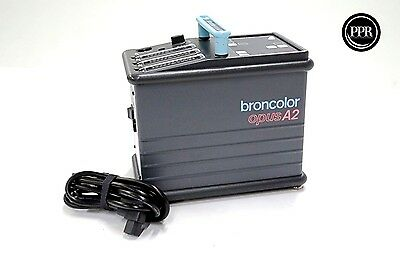Broncolor Opus A2 1600Ws Professional Studio Power Pack
