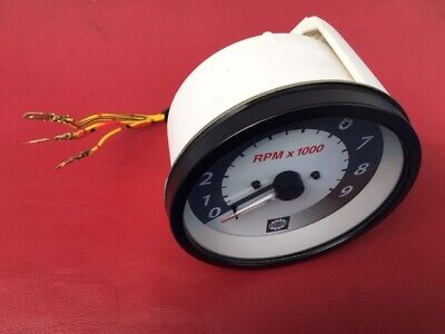 "NICE 377 447 503 532 582 618 Rotax 0-9,000 4 1/4"" Tachometer Ultralight Hover"