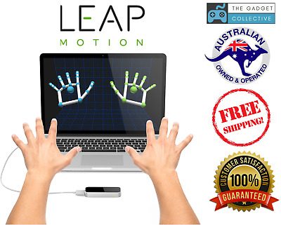 Leap Motion Controller Gesture Hand Control your computer Mac PC