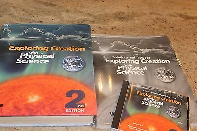 exploring creation with physical science module 15 $1599 (2 used & new offers) 5 out of 5 stars 1 exploring creation with physical science solutions and tests aug 1, 1999  exploring creation with physical science text (hardcover) 2nd edition plus solutions and tests (paperback) 2nd edition 2007 hardcover $8400 $ 84 00 only 10 left in stock - order soon 5 out of 5 stars 2 exploring.