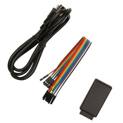 USB Logic Analyzer Device Set USB Cable 24MHz 8CH 24MHz for Arduino MCU