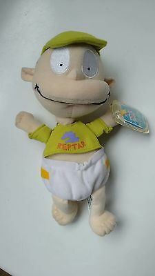 Rugrats Tomy Reptar Outfit Mattel Vintage With Tags Pluish Beanie Star Bean