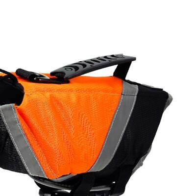Pet Dog Doggy Life Vest Jackets Waterproof Floating Swimming Wear with Buckle