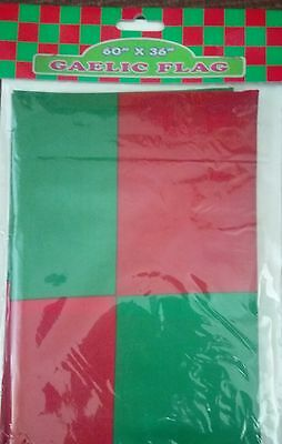 "Mayo GAA (Ideal For 2017 All Ireland Final) 60"" X 26"" Flag Brand New Sealed"