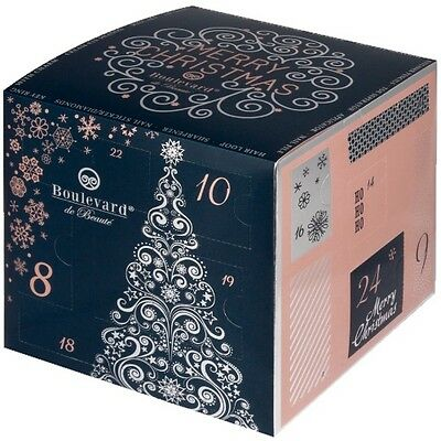 Boulevard de Beauté Super Kosmetik Adventskalender Beauty Surpris 24 teilig(582)