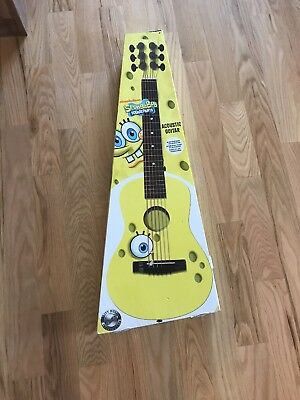 SPONGEBOB SQUAREPANTS Acoustic Guitar