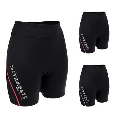 1.5mm Neoprene Wetsuits Shorts Thick Warm Trunks Diving Winter Swimming Pants