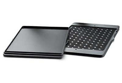 Weber Genesis 300 Series Two Sided Gas Grill Cast Iron Coated Griddle 7532