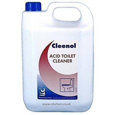 Cleenol 82921 Acid Toilet Cleaner Cleaning Products