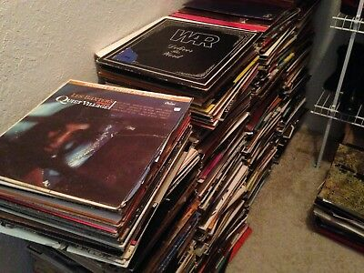 "Lot of (20) 12"" RANDOM LP's with Jackets RESEALE WHOLESALE VINYL"