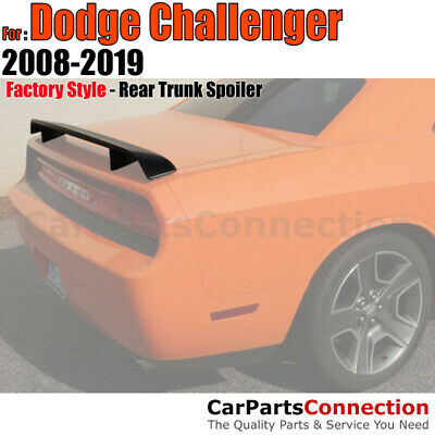 Fits 2008-2014 Challenger Painted Spoiler Wing Stone White PW1//SW1 NEW