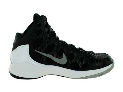 58210487121e Nike ZOOM WITHOUT A DOUBT Mens 749432-002 Basketball Shoes BLK Wh Size 10