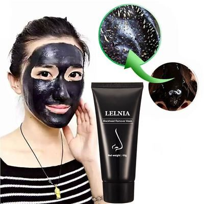 Facial Mask Deep Cleaning Black Head Removal Charcoal Peel Off Deep Pore Cl