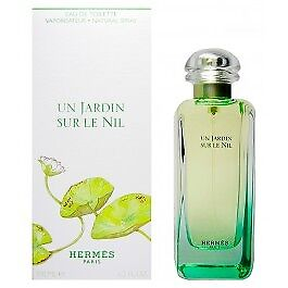 Un Jardin Sur Le Nil by Hermes EDT Spray 100ml
