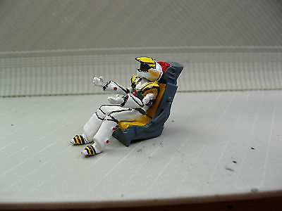 1/48 Figure Assembled And Painted Macross - Vf-1S Valkyrie Pilot, Roy Focker