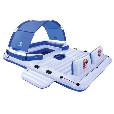 Japorms Bestway 6 People Inflatable Floating Island BW-FLOAT-43105