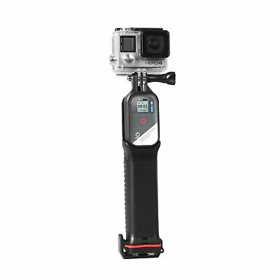 Floaty Handheld Stick Monopod+Remote Storage Hole for Gopro Hero 5/4/3+/3/2