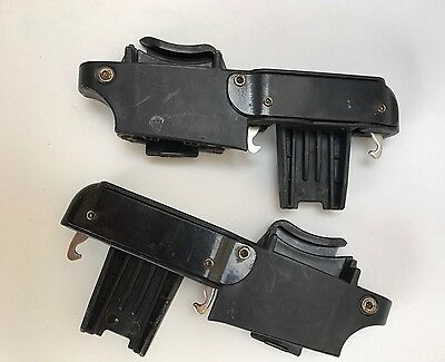 Seat Extenders Adapters for Steelcraft Strider Plus Or Compact Pram