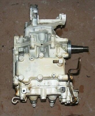 M3A1487 1980 Johnson J8RCSS 7.5 HP Complete Power Head PN 0390283 Fits 1980