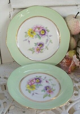 Vintage Royal Standard Duo Plate & Saucer Shabby Belle Brocante