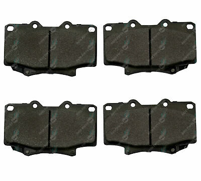 Disc Brake Pads Front DB1199 for Toyota Landcruiser 80 Series