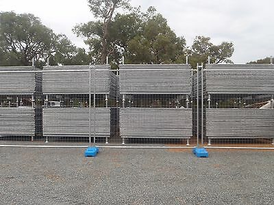 2 4X2 1M HEAVY TEMPORARY Fence Panel Temp Fencing(NOT INCLUDED BASE