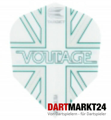 6 Target Rob Cross Vision Ultra Flights Voltage 100 Micron Dart