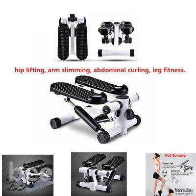 Multi Function Foldable Treadmill Running Machine Home Body Building Workout Hot