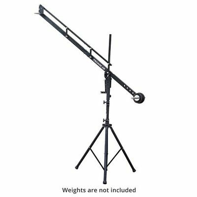 PROAIM 9ft Jib Arm with Tripod Stand Supporting Cameras weighing upto 8 kg /17.6